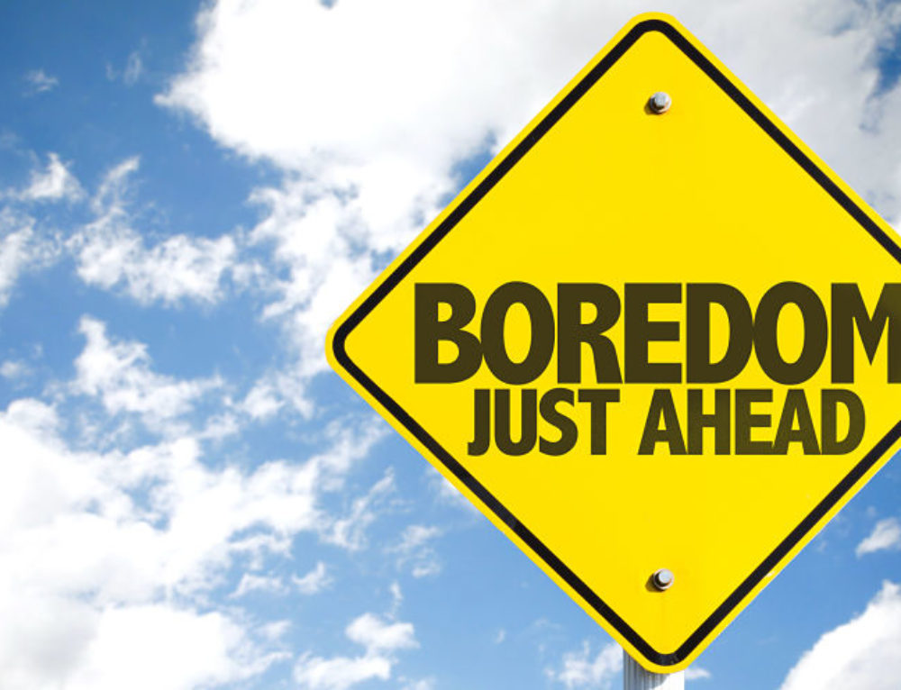 Boredom and Recovery from Addiction