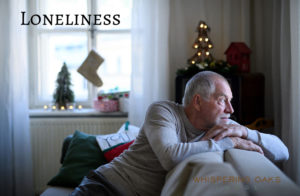 Those dealing with loneliness and addiction during the holidays can be extremely hard