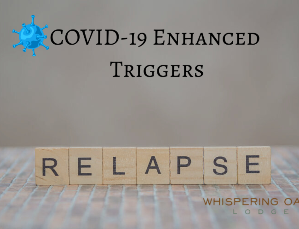 Relapse Triggers Enhanced By COVID-19 Restrictions