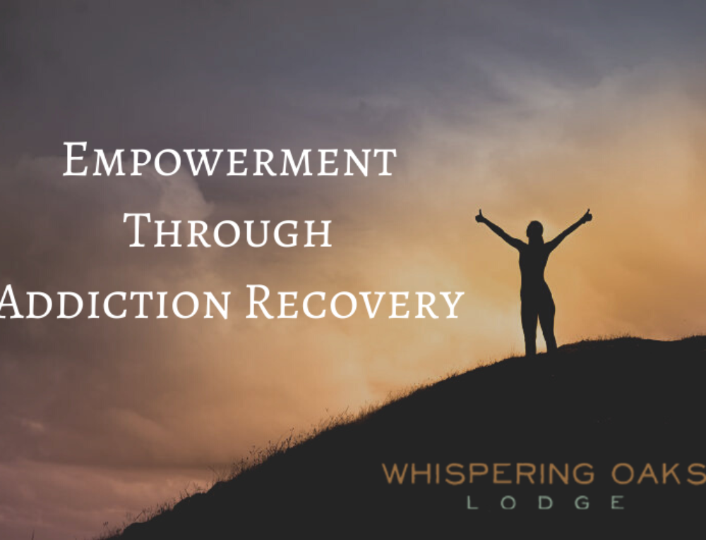Recovery is a Form of Empowerment