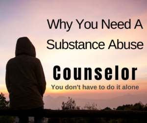 find a substance abuse counselor