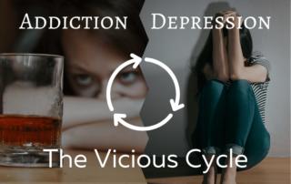 addiction and depression